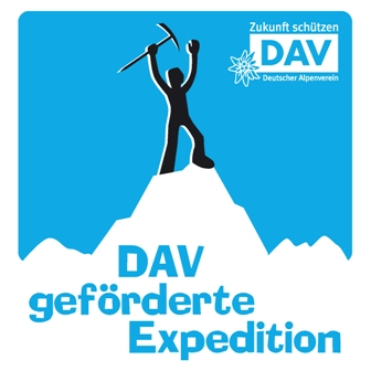 DAV geförderte Expedition