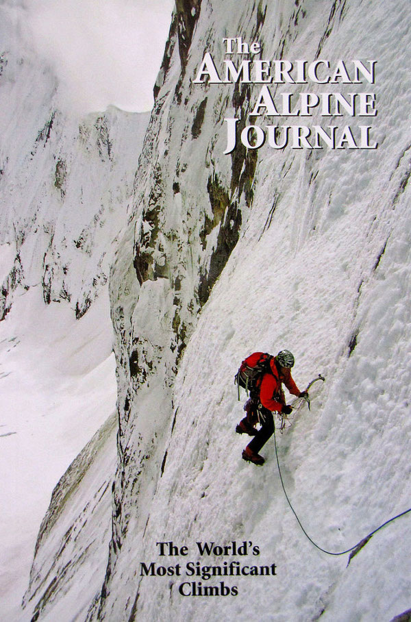 Artikel American Alpine Journal 2008