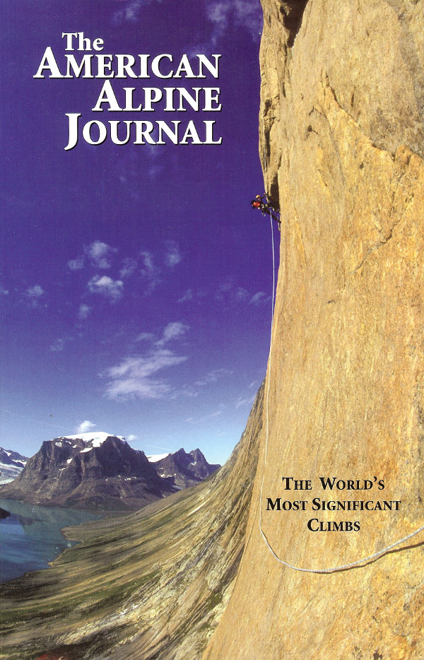 Artikel American Alpine Journal 2009